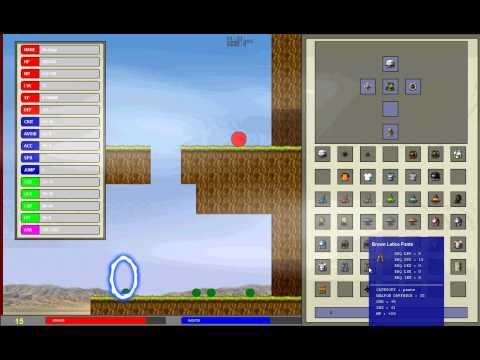 Java game development : 2D MMORPG v.0.1