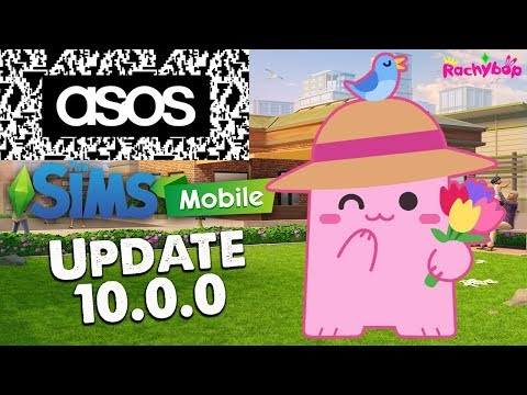 The Sims Mobile x ASOS! [Update 10.0.0]