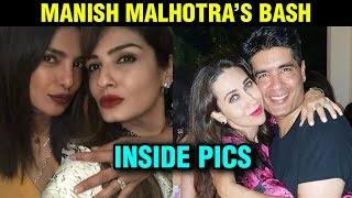 INSIDE PIctures From Manish Malhotra