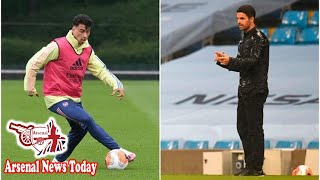 Mikel Arteta reveals how Gabriel Martinelli suffered potentially season-ending injury - news today