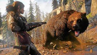 Top 21 Bear Attack Scenes in Gaming