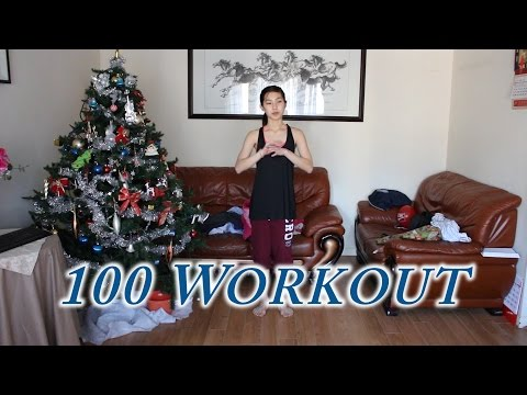 THE 100 WORKOUT!