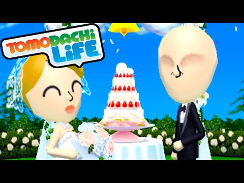 Tomodachi Life 3DS Dracula's Song, Slenderman Wedding, Magic Show Gameplay Walkthrough PART 31