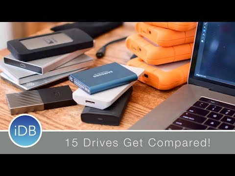 The Best External Drives for your Mac or PC