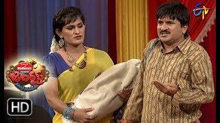 Rocket Raghava Performance | Jabardsth | 20th July 2017| ETV  Telugu