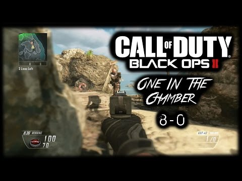 Call of Duty: Black Ops 2 - One in the Chamber - Win (8 - 0)