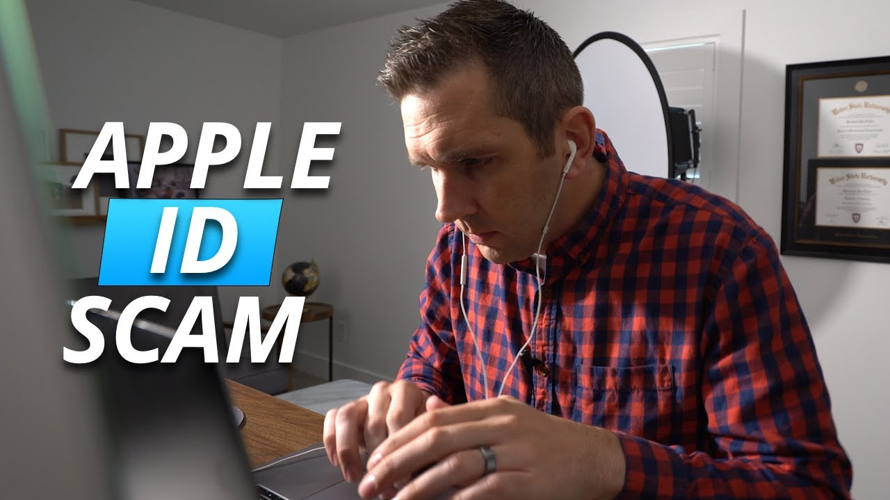 I Got an Apple ID Scammer to Betray His Boss!