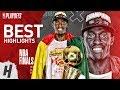 Pascal Siakam Full Series Highlights Raptors Vs Warriors 2019 NBA Finals