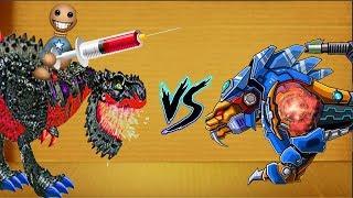 Download Crazy Dinosau vs Lion King   Kick The Buddy Game Anti Stress Video