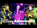 Top 10 Must See Animatronics at Walt Disney World!