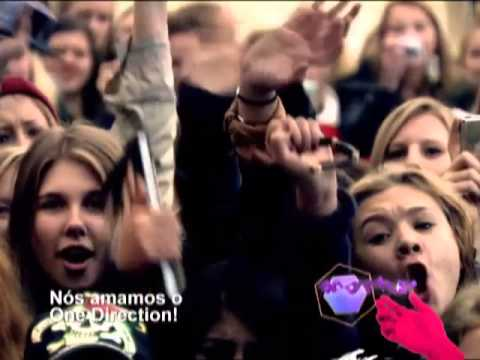 One Direction no Boomerang