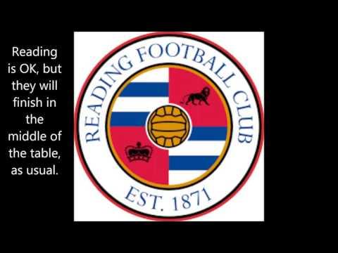 Championship 2016-17 - predictions