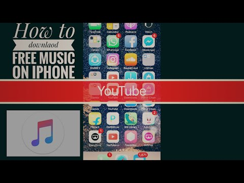 How to download music in iPhone for free in hindi no computer [no jailbreak]