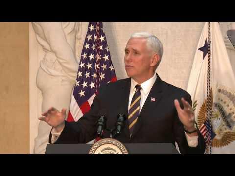 Vice President Pence to Keynote National Ag Day Celebration at USDA
