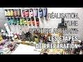 Peinture acrylique : Comment préparer un tableau 🎨