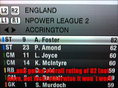 [ps3/xbox360] FIFA12 career mode(works every time)money glitch