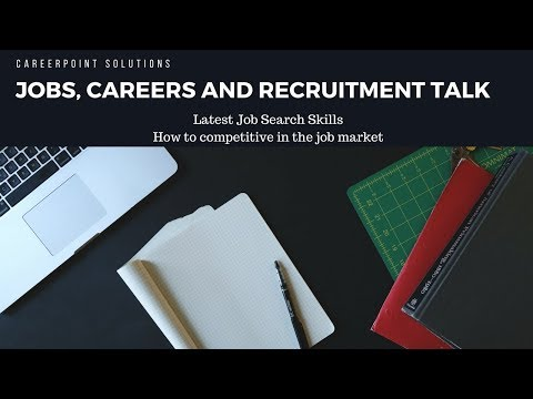 Jobs Careers and Recruitment Talk