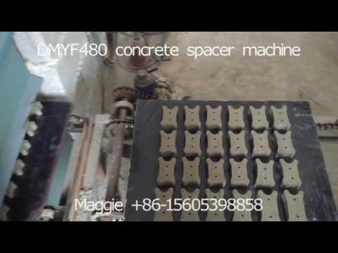 DMYF480 hydraulic concrete spacer machine