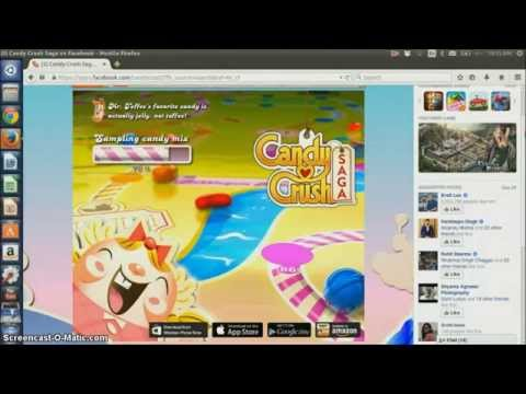 How To Hack Candy Crush Saga On Facebook 2015 (Unlimited lives & Boosters)