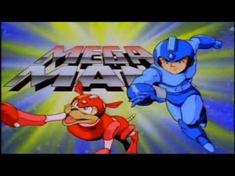 Mega Man TV Show Intro [HD]