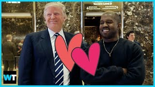 What's The Story Behind Kanye West