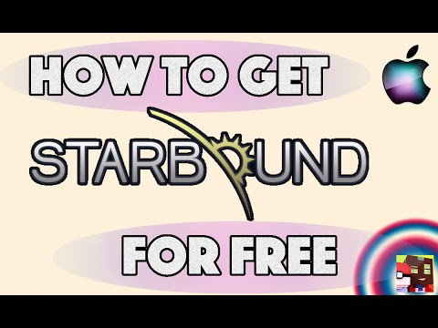 How to get Starbound Upbeat Giraffe for Free on Mac! [No Torrent]