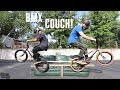 BIKE RIDERS vs. COUCH!