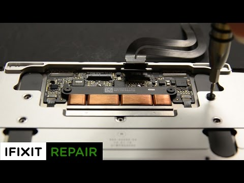 How To: Replace a Trackpad on a 2015 Retina MacBook!