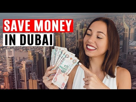 TOP-10 tips to save money in Dubai in 2018. Life in the UAE.