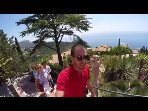 Côte d'Azur Nice Cannes Cassis Monaco 2015