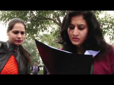 Applying for a U.S. Visa in New Delhi (Punjabi Voice over)