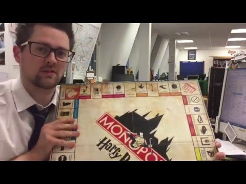 Harry Potter Monopoly - Darksun life vol. 11