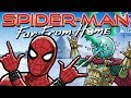 Spider Man Far From Home Trailer Spoof TOON SANDWICH