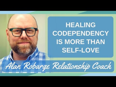 Healing Codependency Is More Than Self-Love