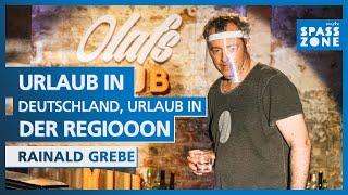 Urlaub in Deutschland. Rainald Grebe bei Olafs Klub | MDR SPASSZONE