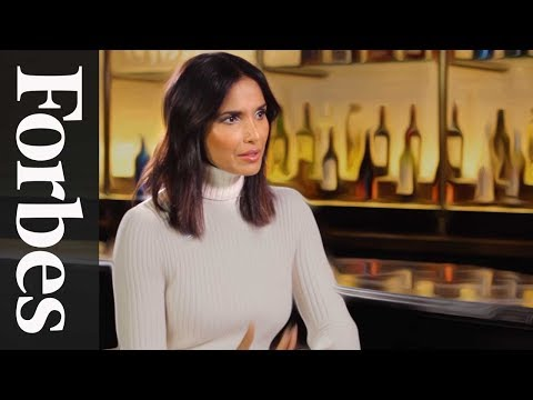 Success In 60 Seconds: Padma Lakshmi On How To Ask For More | Forbes