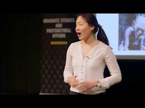 2018 University of Waterloo 3MT Finalist: Lichen Zhang