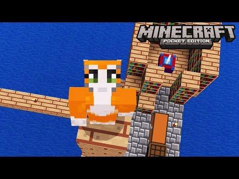 Minecraft: Pocket Edition - I Broke Minecraft! - No Home Challenge