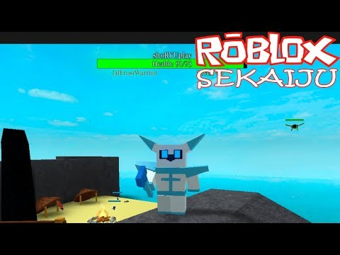 QDB - Roblox Sekaiju - Uma verdadeira coleção de monstros!!! (GAMEPLAY PT-BR)