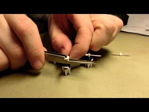 Removing stubborn propellers