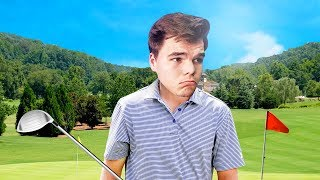 GOLF WITHOUT FRIENDS