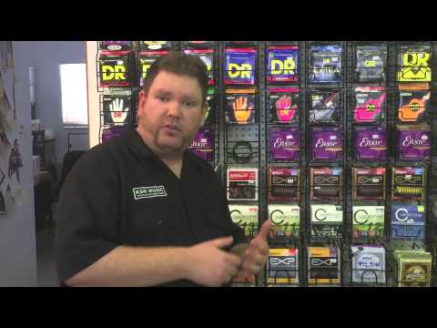 How to choose the right guitar strings for your guitar by KSM Music