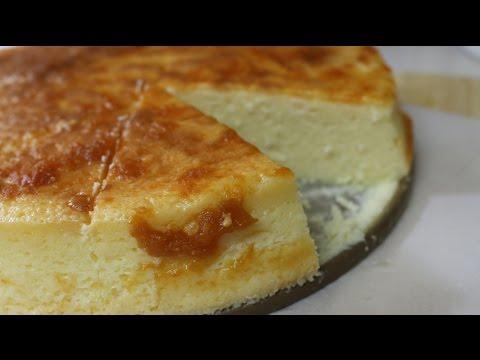 How to Make Japanese Cheesecake