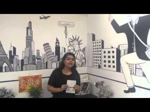Study Abroad | Pooja Visa interview