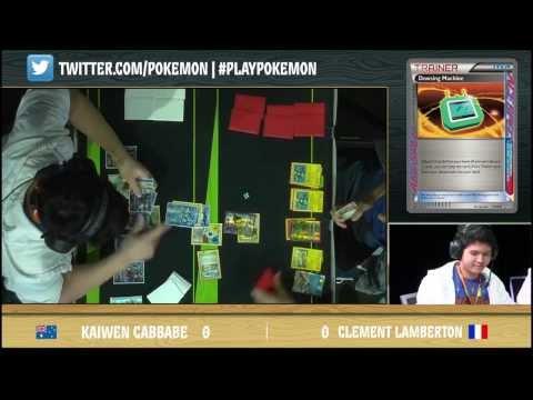 2013 Pokémon World Championships: TCG Senior Finals