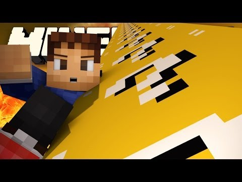 Minecraft Modded Mini Games: LUCKY BLOCK KING OF THE LADDER