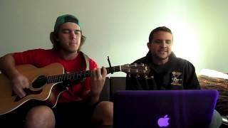 Swedish House Mafia - Don't You Worry Child (Cover By Dan & Cory)
