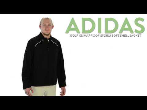Adidas Golf ClimaProof Storm Soft Shell Jacket - Waterproof (For Men)