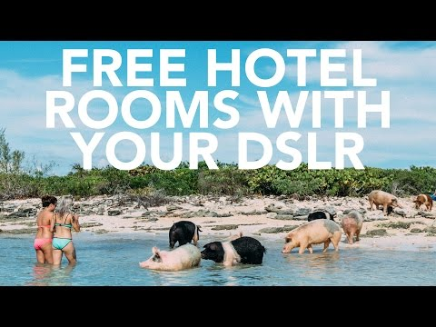 GETTING FREE HOTEL ROOMS USING YOUR CAMERA