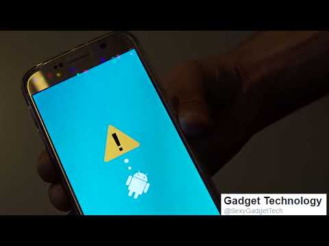 Samsung Galaxy S6 / S7 password Recovery Restore Reset Factory Settings when locked out